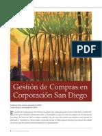 8 Gestion de Compras en Corporacion San Diego
