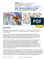 Cycle Time Management CTM
