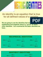 Identities 2