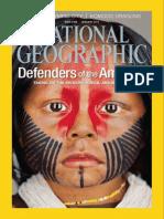 National Ge0graphic USA January 2014