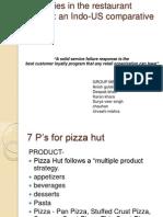 Pizza Hut Service Marketing