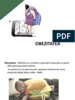 Obezitatea Si Malnutritia