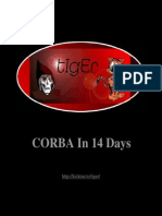 Teach Yourself CORBA in 14 Days