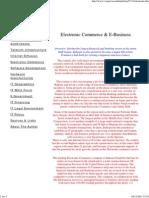 Bahr Electronic Commerce