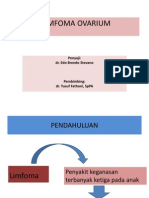 PP Limfoma Ovarium