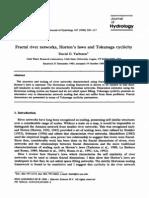 1996-Tarboton-Fractal river networks Horton's laws and Tokunaga cyclicity.pdf