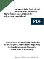 Etica medicala an 3 cursuri