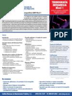 Termografia i - Instituto Mexicano de Mantenimiento Predictivo.