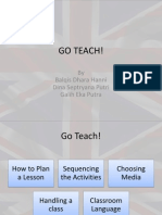 GO TEACH ENGLISH!