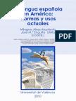 La lengua española en América - normas y usos actuales - Aleza y Enguita