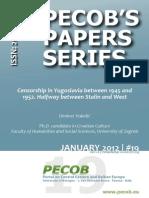 PPS 2012 19 Vukelic Censorship