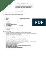 Student Log Book Biologi Oral Dasar Sk 4