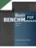 Business Benchmark Adv TB