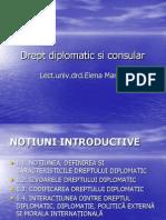 Curs 1- Drept Diplomatic Si Consular