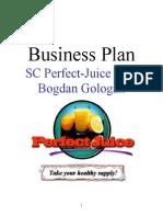 77707027 Plan de Afaceri Perfect Juice