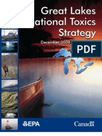 Great Lakes Binational Toxics Strategy December 2008 Status Report
