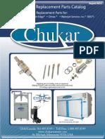 Chukar Waterjet Parts Catalog
