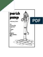 Parish Pump February 2014
