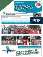 Newsletter -  Glory4 -  2013