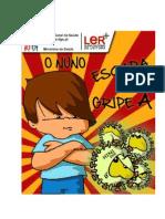o Livro da Gripe