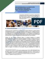 238. APROXIMACIÓN EPISTEMOLÓGICA A LA CONSTITUCIÓN DE LA CIENCIA DE LA EDUCACION