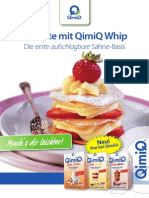 QimiQ Whip Rezeptheft