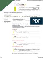 Code para el VLC en un form (media player) [Ayuda] - Foros de programación - Comunidad de programadores