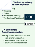US Banking Structure