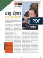 Test Revista Buceadores 63 - Evo Big Eyes