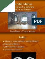 Gabinete didáctico Aurèlia Muñoz