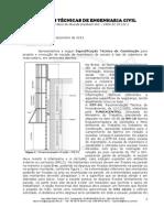 Especificação Técnica - Escada de Marinheiro