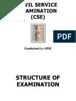 Civil Service Examination in India