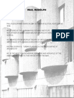 Paul Rudolph-ppt PDF Seminar Presentation Download Www.archibooks.co.Cc