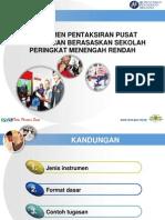 Format Instrumen Pp 2014