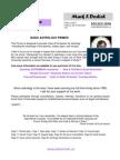 Basic Astrology Primer Handbook by m. Dodich
