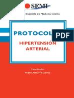 Protocolo Hipertension Arterial