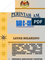 Slideshow Perintah Am (Bab c)