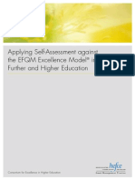 Self_assessment as Per EFQM
