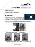 114 - Hardware - Standard Controller V2-ELDPC- Replacement of the O-ring Seal