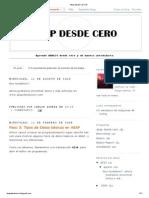 Abap Desde Cero _0