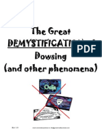 What is Dowsing