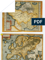 Maps of the Ancient World - Ortelius - A Selection of 30 Maps From the Osher and Smith Collections