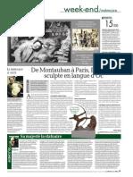 Page Magazine La Dépêche