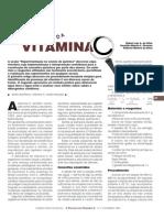 A Procura Da Vitamina C