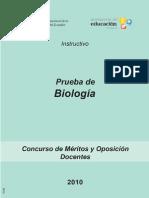 Biologia1-Evaluacion Por Competencia a Docentes