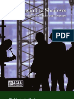 Working in the Shadows-ACLU-LGBT 2007