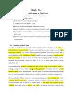 Module Public Asset PA