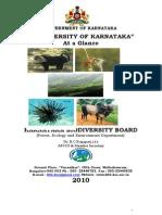 Biodiversity of Karnataka at a Glance_0