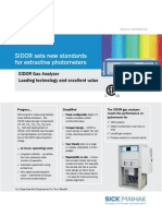 Sidor Infrared Extractive Analyzers