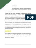 ENCRIPTACIÓN DE JULIO CESAR